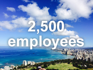 JTB Americas has 2500 employees in USA, Canada, and Brazil as North America Regional HeadQuarter