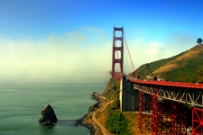 Visit Golden Bridge, San Francisco optiponal Tours | JTB USA leisure/JTB International Canada